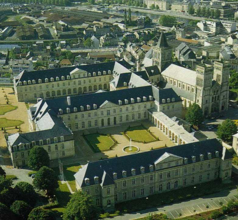 Hotel de Ville Abbaye en Hôtel de Ville