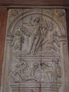 christ aux liens iconographie