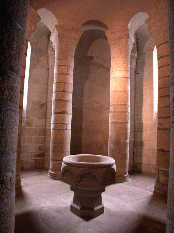 Confirmation de Servanne - Baptême de Tete08700 Baptistere